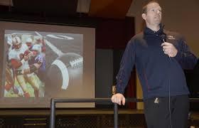 prevention speaker for MA high schools